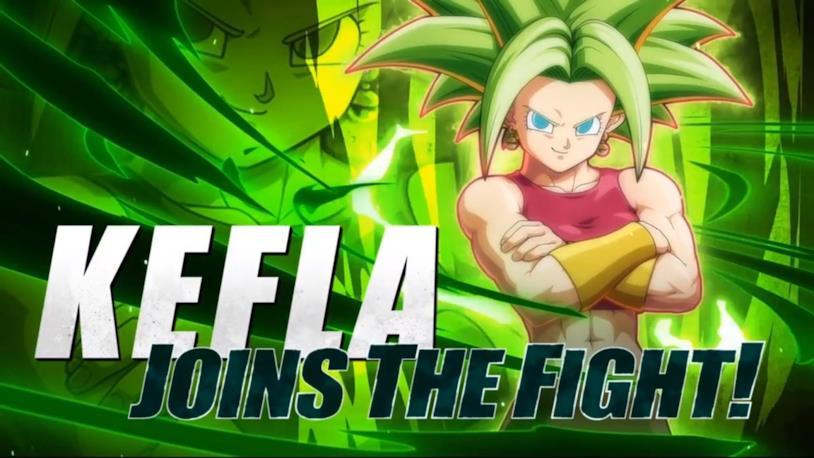 Kefla Season pass 3 Dragon Ball FighterZ
