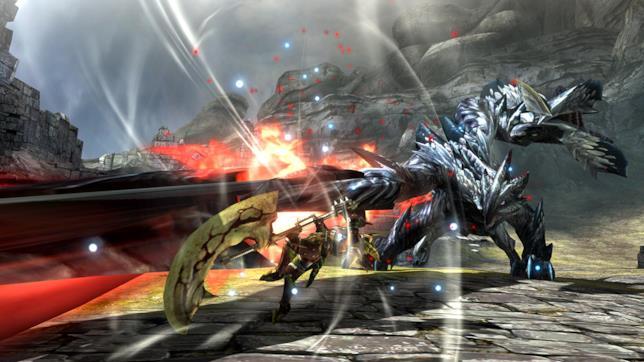 Un'immagine da Monster Hunter Generations Ultimate