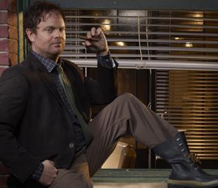 Detective Backstrom