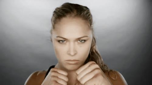 GIf di Ronda Rousey