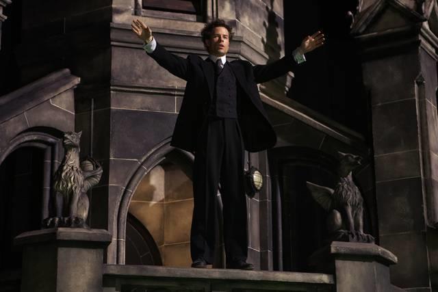 Houdini - L'ultimo Mago,il protagonista Guy Pearce
