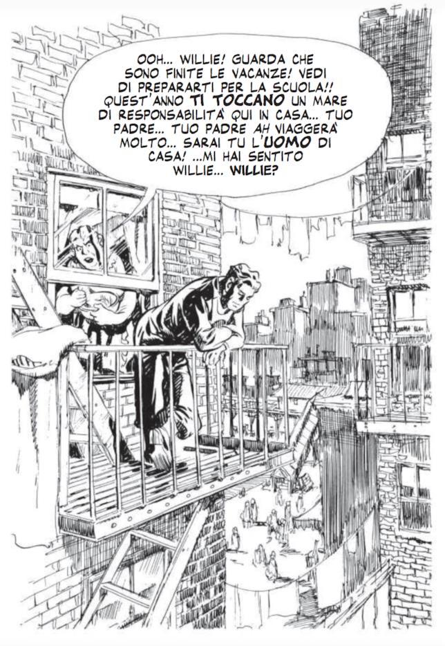 Il successo del fumetto anglo-americano in Italia