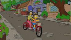 Marge e l'intossicazione da figlio