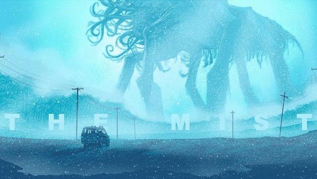 Le creature nasconste nella nebbia di The Mist, diretto da Frank Darabont