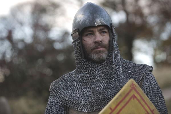 Outlaw King: Chris Pine alias Roberto I di Scozia
