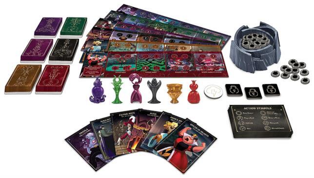 Il gioco ispirato ai cattivi dei film Disney