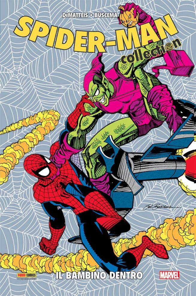 La copertina di Spider-Man: Il Bambino Dentro