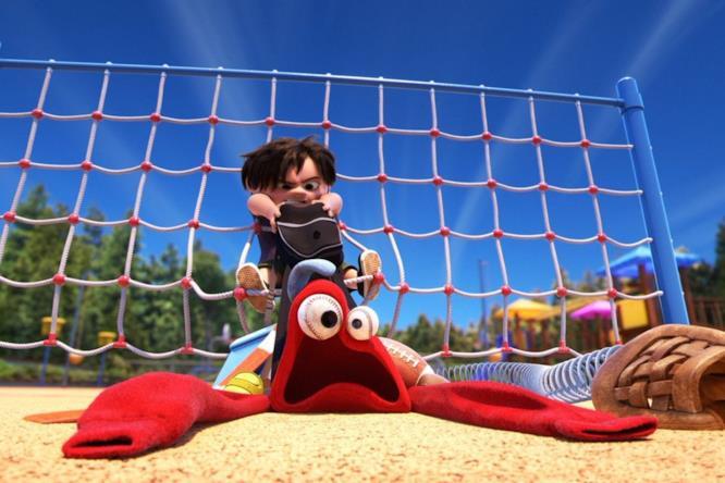 Lou e il piccolo bullo nel nuovo corto Pixar