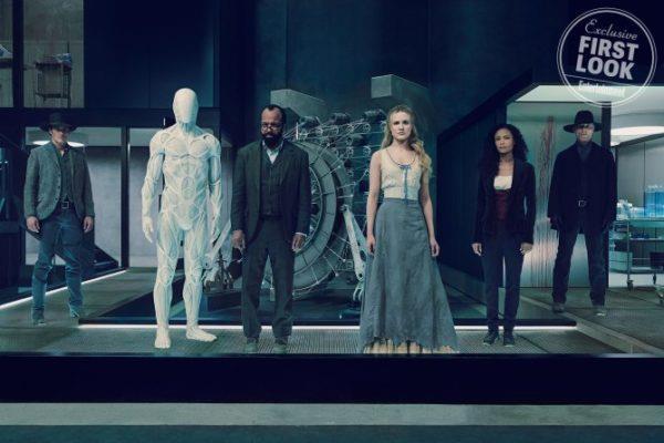 Il cast della stagione 2 di Westworld