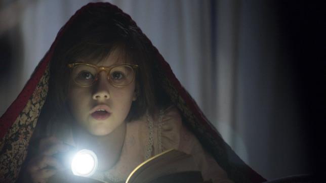 Ruby Barnhill è Sophie nel film Il Grande Gigante Gentile