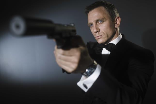 Daniel Craig è James Bond
