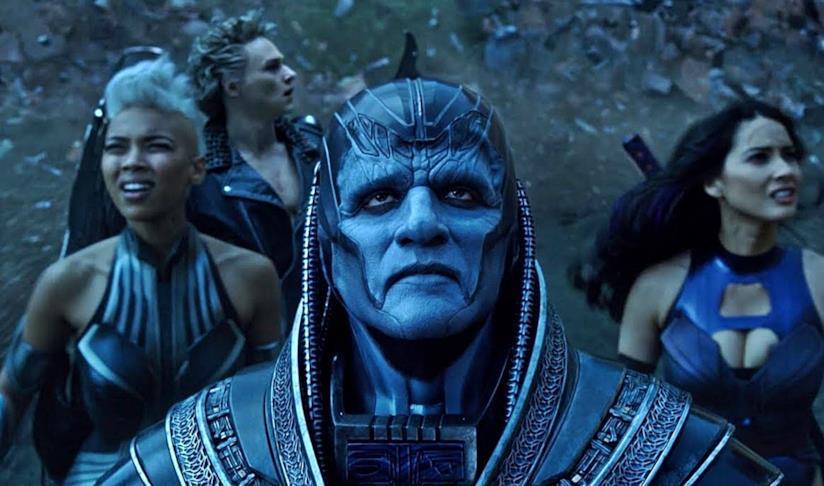 Oscar Isaac è il villain del film in una scena di X-Men: Apocalisse