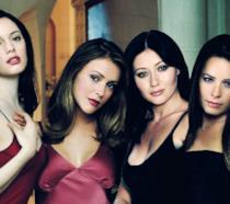Il cast originale di Charmed (Streghe)