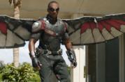 Il personaggio di Falcon, interpretato da Anthony Mackie