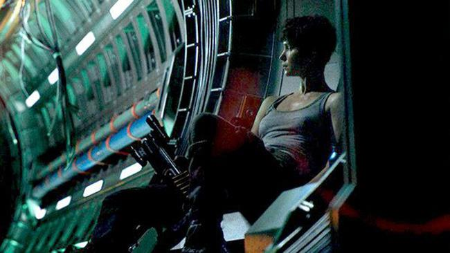 Alien: Covenant, foto Katherine Waterston