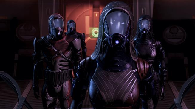 Quarian in arrivo in Mass Effect: Andromeda