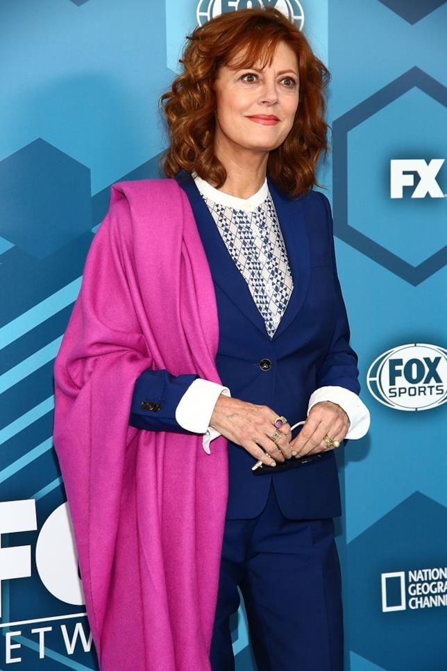 Susan Sarandon interpreta Dolly in 3 Generations - Una famiglia quasi perfetta