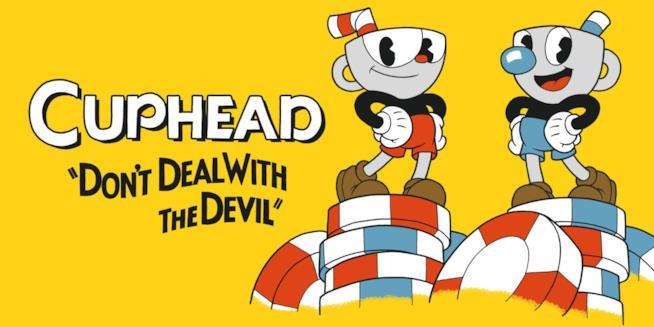 Cuphead su Nintendo Switch