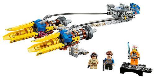 Immagine del Podracer LEGO di Anakin