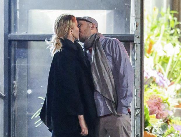 Jennifer Lawrence e Darren Aronofsky, bacio a New York