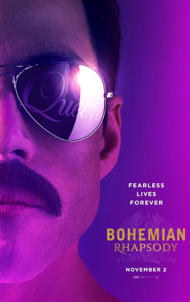 Poster di Bohemian Rhapsody