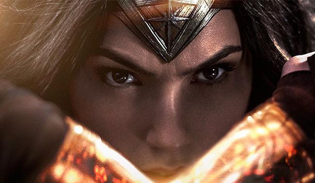 Wonder Woman dal trailer del Comic-Con 2016