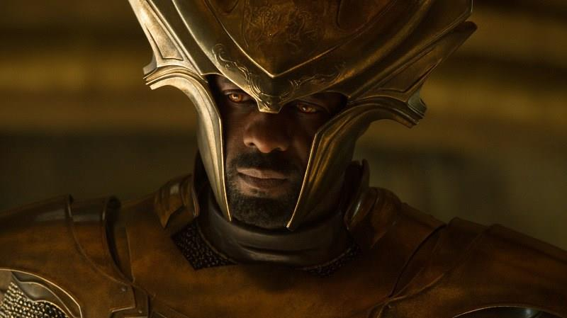 Heimdall interpretato da Idris Elba