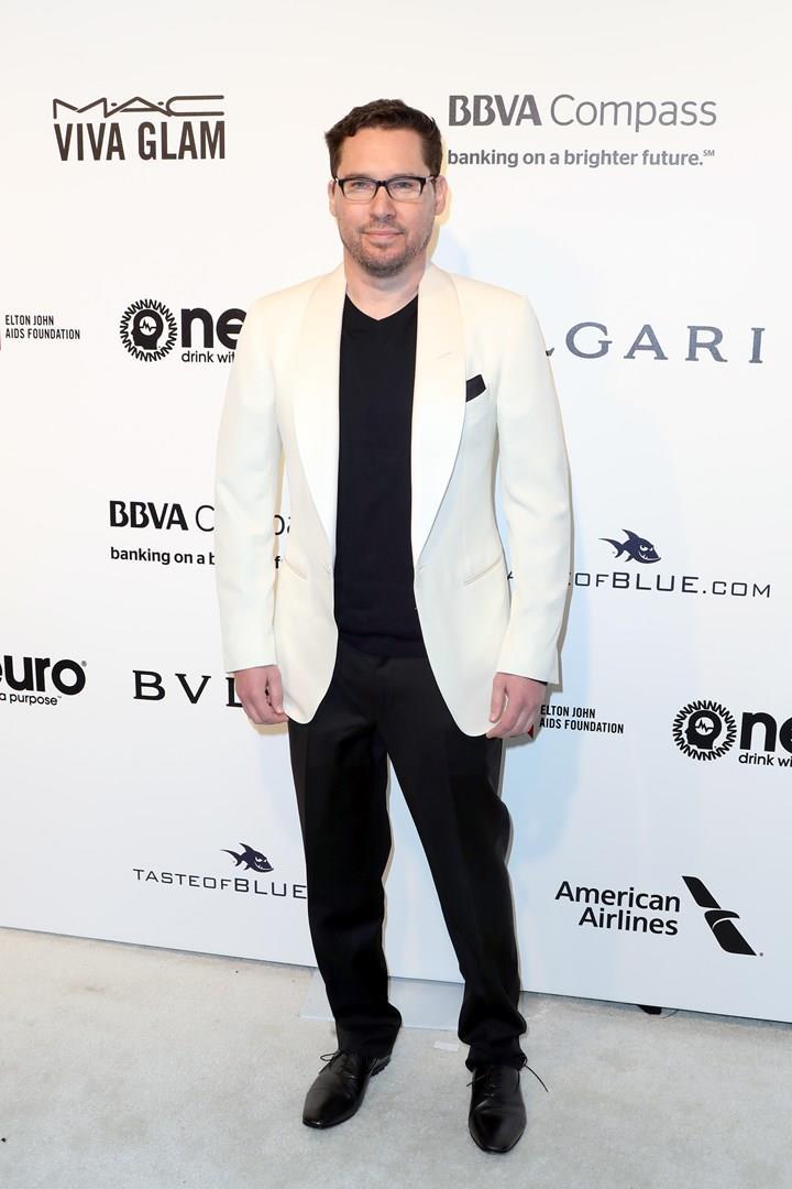 Bryan Singer a un evento della  Fondazione di Elton John contro l'AIDS