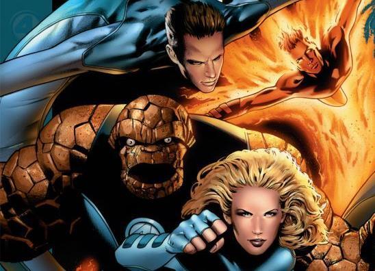 Dettaglio della cover di Ultimate Fantastic Four #21