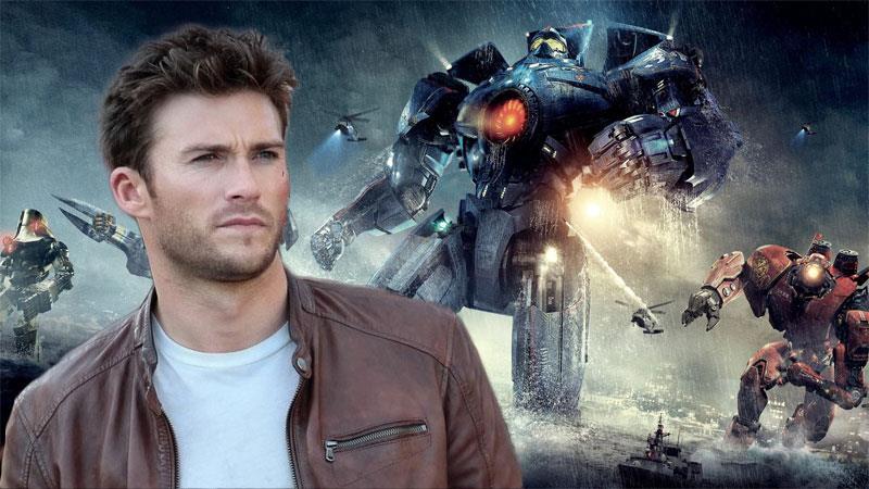 Scott Eastwood e gli Jaeger del primo Pacific Rim