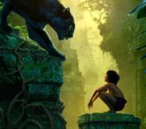 Mowgli e Baghera - Il libro della giungla