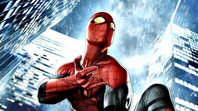 Spider-Man, il cui prossimo film è sempre più vicino