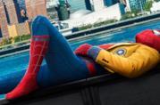 Un'immagine promozionale di Spider-Man: Homecoming