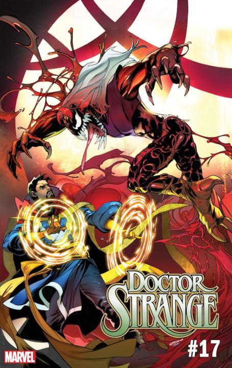 Doctor Strange #17 Absolute Carnage Variant