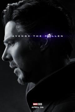 Avenger the fallen, i caduti: Stephen Strange