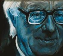 La cover del libro dedicato a Ray Bradbury