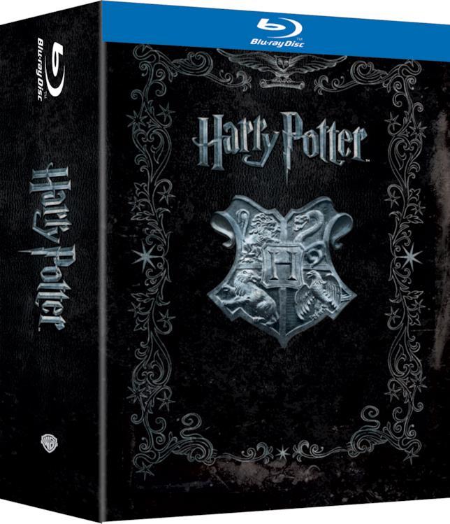 Harry Potter la Collezione Completa - Limited Edition Blu ray