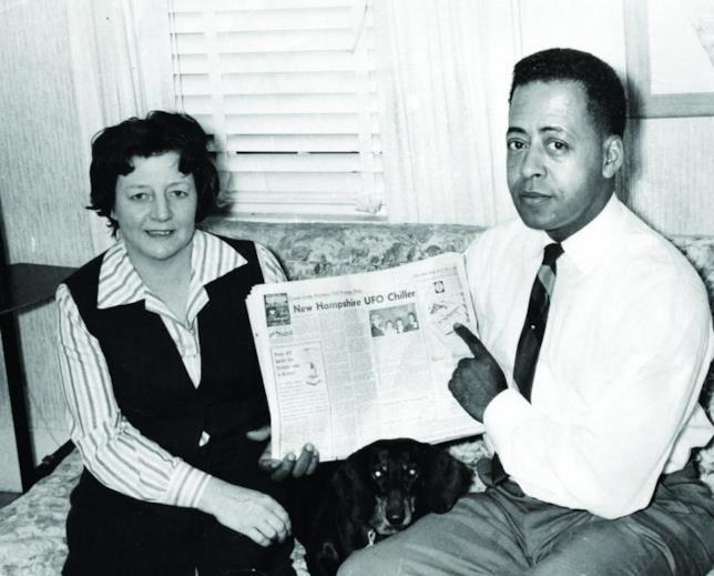 I coniugi Hill, vittime del rapimento alieno