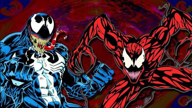 Venom e Carnage sono davvero inquietanti