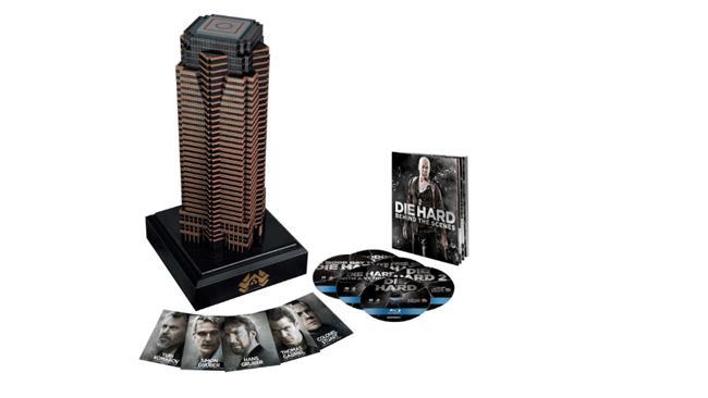Cofanetto 5 dischi Die Hard