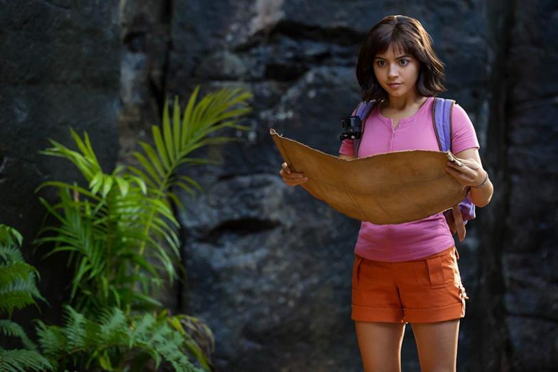 Un'immagine di Dora e la città perduta