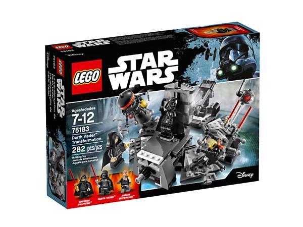 Set LEGO Darth Vader