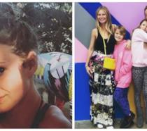 Gwyneth Paltrow e Chris Martin con i loro figli