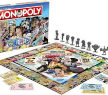 One Piece: il Monopoly ispirato all'opera di Oda