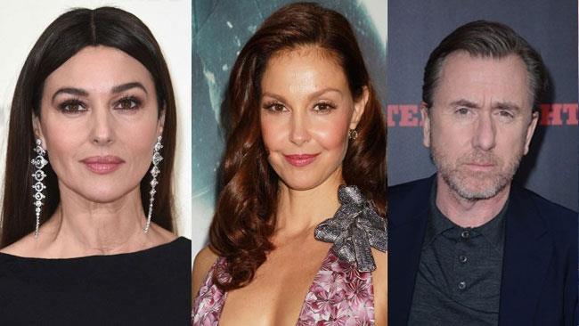 Bellucci, Judd e Roth nel cast di Twin Peaks