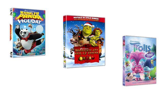 Film animazione di Natale Universal Pictures - Home Video