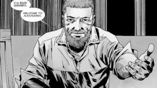 The Walking Dead: il fumetto