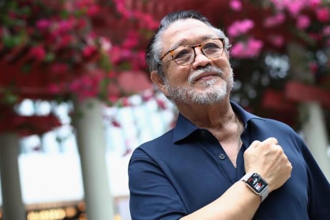 Foto di Gaston D'Aquino, la cui vita è stata salvata da Apple Watch