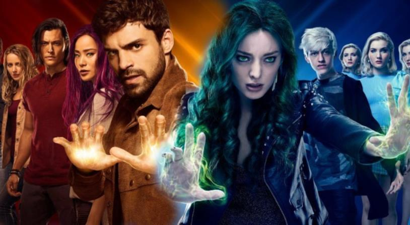 The Gifted: poster seconda stagione
