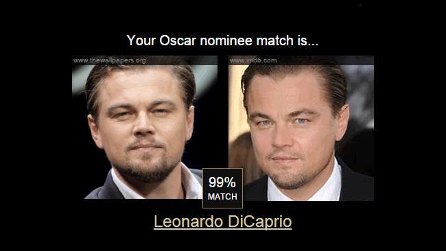 Leonardo DiCaprio somiglia il 99% a sé stesso